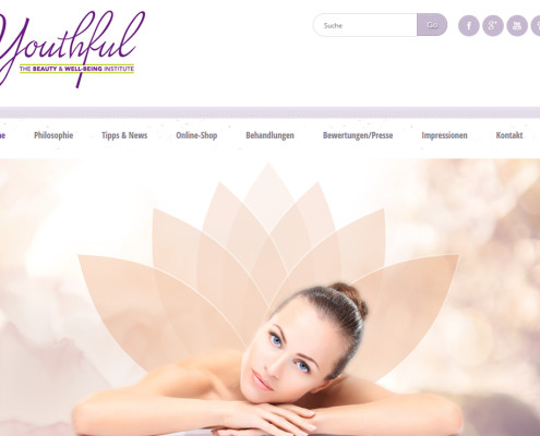 Youthful – The Beauty & Wellbeing Institute