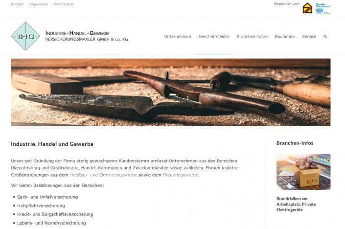 IHG Versicherungsmakler GmbH