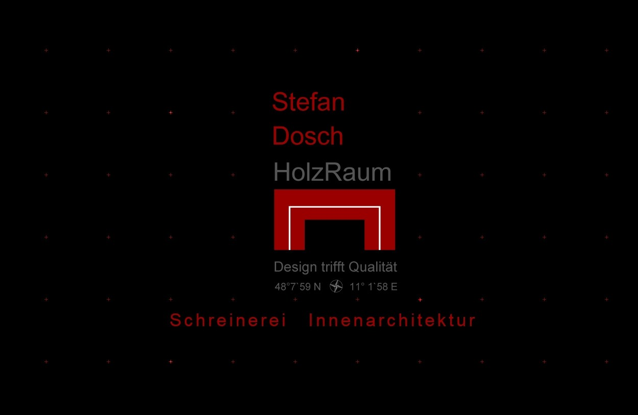 Stefan Dosch Holzraum